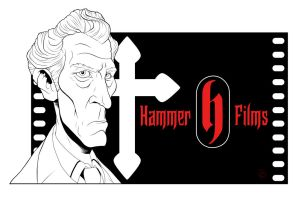 Hammer Films tribute by Phil-Crash-Murphy