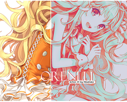 {ACTION} Orenlli by Milushake