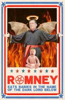 Romney For Prez by Hartter