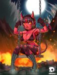It's More Fun In Hell by Juaniquillos-Art