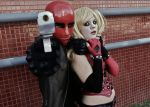 Red Hood and Harley Quinn - Payback by DashingTonyLima