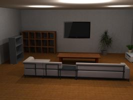 My Living Room by pete7868