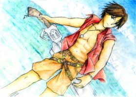 Squall in Summer by Lumenox
