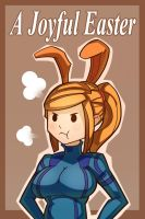 M-maybe I Can Be Your Postcard For This Easter by SplashBrush