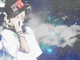 [YoonA] Stop it, be gentle by angelchristina