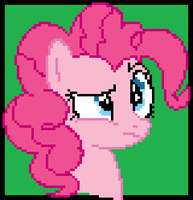 Pixel Pinkie by Th3AppleJack