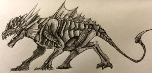 Zillamorph Drone request by ILoveSomethings