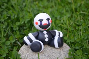 Puppet Plush (Check Video Tutorial :D!) by CraftDragons