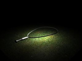 Lonely Racket by AKLP