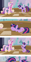 Not put your flank in the air... (traducido) by innuendo88