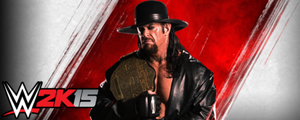 Custom WWE 2K15 The Undertaker Signature by ThexRealxBanks