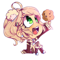 This Is A Beautiful Cookie by Niku-ra