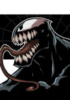 Venom new style by Anny-D