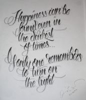 Harry Potter Quote - Request by KrisHanson