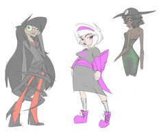 homestuck doodles by anoruk