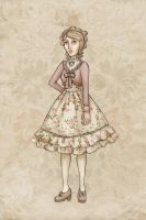 Romantic Outfit by Ninelyn