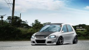 2009 Chevrolet Celta - by CLD by ClaudaoCLD