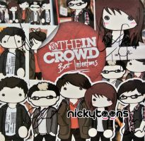 We Are The In Crowd - Best Intentions by NickyToons