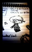.Doodles. by muzzii