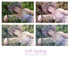 Soft Spring ATN by lilydust