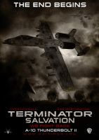 Terminator Salvation A-10 by SathiroN