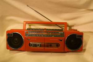 Red Tape Player by RandomResources