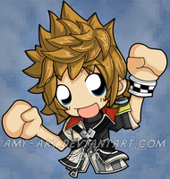 Ventus - KH - Birth By Sleep by amy-art