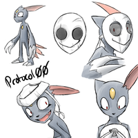 Hooks sketches -END RUN stuff- by Protocol00