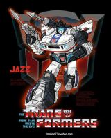 Autobot Jazz by timshinn73