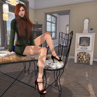 SL: Shoetopia - Boom - Posey Pumps by CryssieCarver