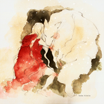 red and the wolf II. by ToboeYuki