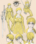 Liann Rough Concepts by Reiup