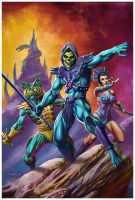 Classics Masters of the Universe by Valzonline