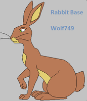 Rabbit Base by wolf749