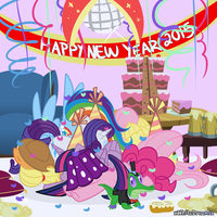 After 2015 party! by xWhiteDreamsx