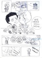 DrWho-SPN crossover ep8 part1 by Nimloth87