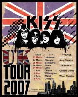 KISS TOUR by BryanDc