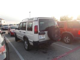 2004 Land Rover Discovery [Beater] by TR0LLHAMMEREN