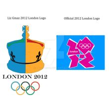 London Logo Compare by Lilith1985