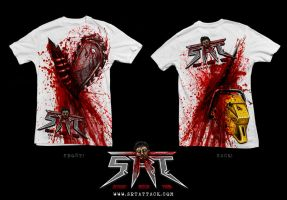 SRT - t-shirt concept by ManiacSoul