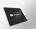 Windows 8 DVD Case [W.I.P.] by Brebenel-Silviu