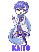 KAITO - V3 append by Cyarin
