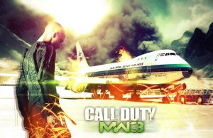 MW3 Concept art by Jokerbrose101