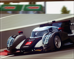 R18 MoSport by thylegion