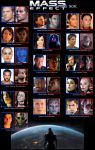 Mass Effect Actors Meme by crisurdiales