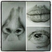sketches by numblight