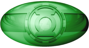 New Green Lantern Ring by KalEl7