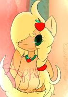 Applejack I guess by Debbieapproved