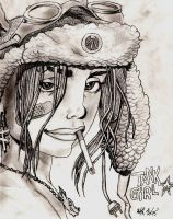 Tank Girl by Seki-Loco