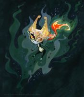 Midna by potatofarmgirl